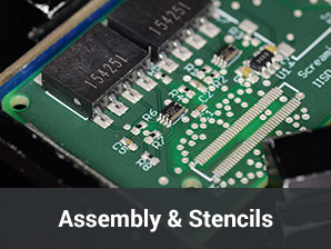 Assembly and Stencils