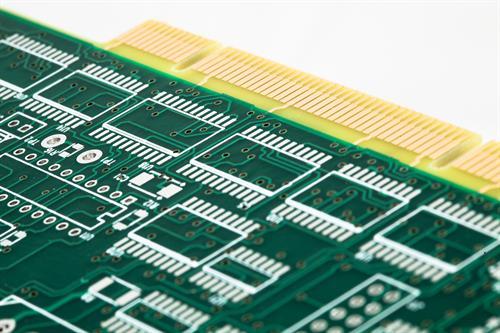 Printed Circuit Board Gold Finish - Sunstone Circuits