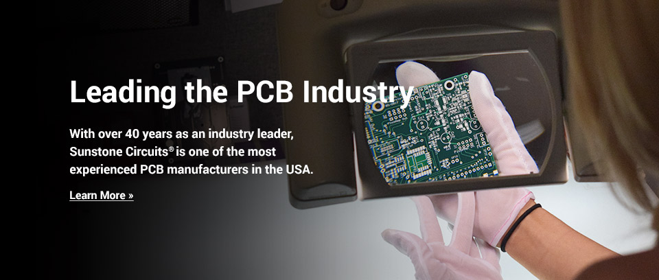 Leading the PCB Industry